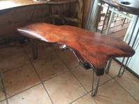 3 rod hairpin leg coffee table  Modern Legs