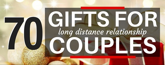 long distance relationship Gift Ideas