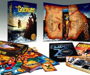 Gifts: Goonies Blu-Ray box set