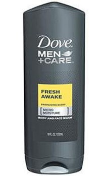 manly ways to smell better dove wash