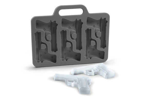 best ice cube trays for men gun