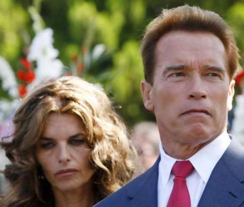 arnold marriage scandal