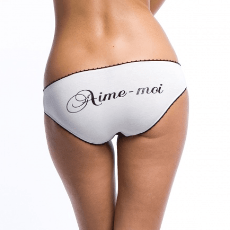 Statement Underwear