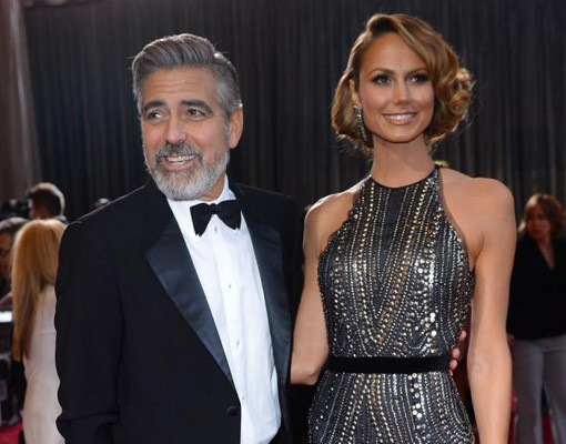 5 Signs That Your Girlfriend Isn't The One George Clooney Stacy Keibler breakup