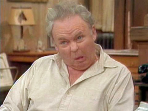 archie bunker best advice from tv dads