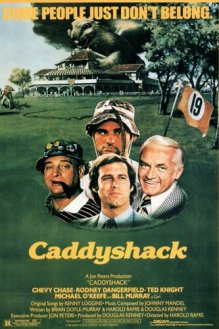 Inspirational Sports Movies Caddyshack