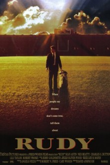 Inspirational Sports Movie: Rudy