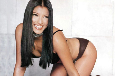 Beautiful Women Who Could Kick Your Ass Kelly Hu