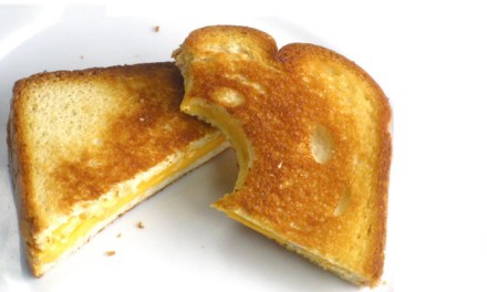 Guy Recipes: How To Make The Best Grilled Cheese