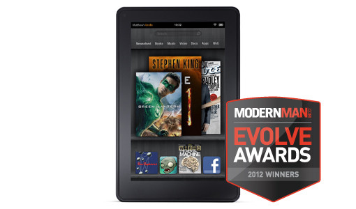 Evolve Awards: Kindle Fire