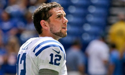 "Andrew Luck: ""Guys Need Lots of Fridges For Cold Beverages"""