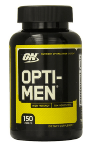 best multivitamin for men opti men