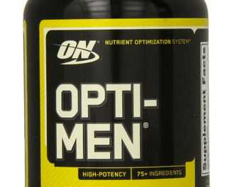 The Best Multivitamins for Men