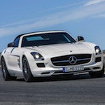 We Drove It: 2013 Mercedes-Benz SLS <br>AMG GT