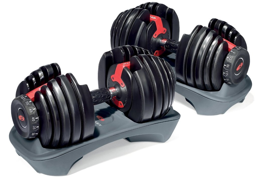 dumbbell workout for men