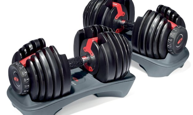 A Full-Body Dumbbell Workout For Men