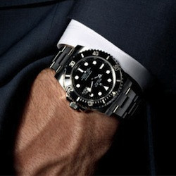 best watch brands for men, rolex on wrist