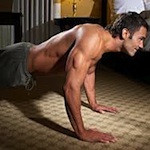 best at-home workout for men