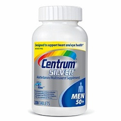 Vitamins for over 50 male