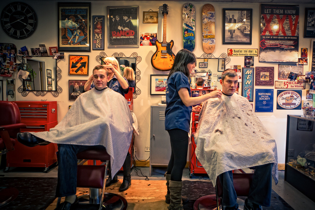 best barbers chicago