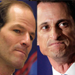 Eliot Spitzer vs. Anthony Weiner