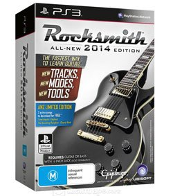 Stuff She Should Get You For Valentine's Day Rocksmith 2014
