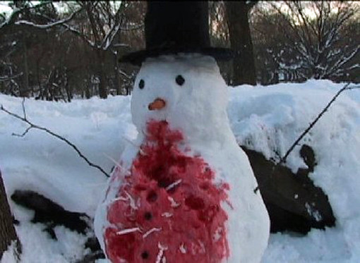 16 Pictures of Dead, Dying, Or Mutilated Snowmen | ModernMan.com