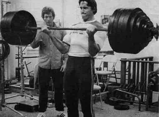 Schwarzenegger And Other Strong Dudes Who Have Exercises Named After Them