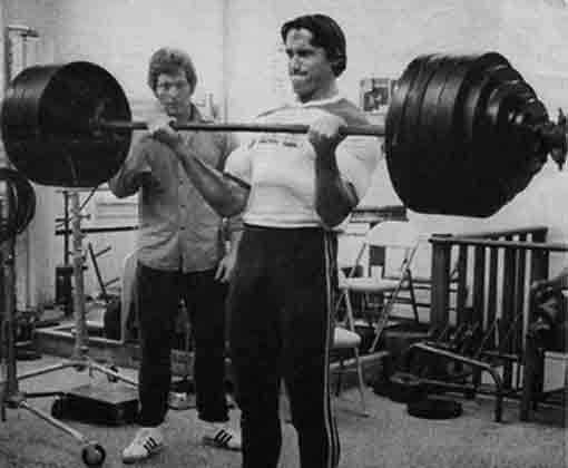 best workouts for men barbell curls