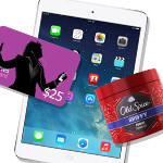 Giveaway: Win an iPad Mini And Smell Extra Delicious!