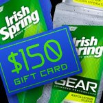 Win $150 And Be Less Smelly Thanks To Irish Spring GEAR
