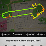 Runner Uses Nike+ App To Draw Enormous Dicks