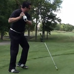 Video: Insanely Cool 340-Yard Golf Drive