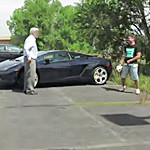 Video: Lamborghini Dookie Pranks Gets You Tased, Brah