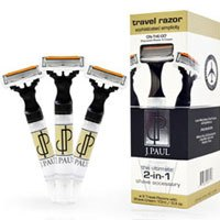 travel razor grooming for men