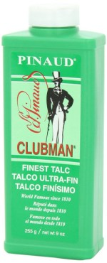 clubman powder