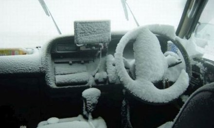 12 Things To Stash In Your Car This Winter