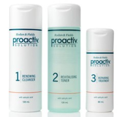 proactive skin care solution