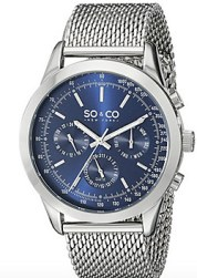 SO&CO quartz watches