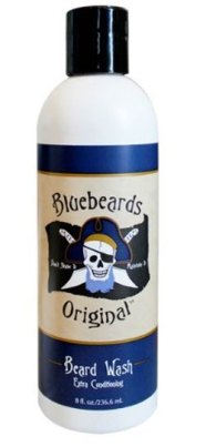 bluebeard beard wash for men