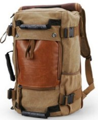 igbar rugged carry on bag for men