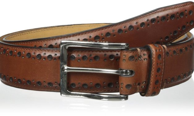 7 Cool Men's Belts For Holding Up Pants