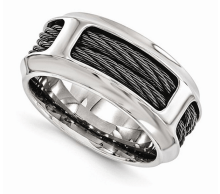 best wedding bands for men  Edward Mirell
