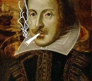 Bill Shakespeare May Have Smoked Weed [Report]