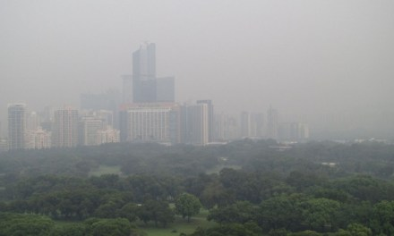 The Earth's Air Is Gross, Killing Millions Of People Each Year [Study]