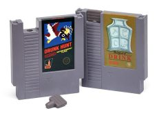 nintendo game flasks