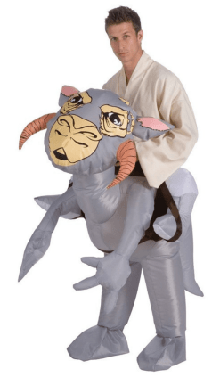 Star Wars Adult Inflatable Tauntaun Costume