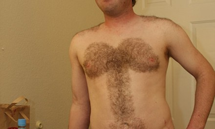 If You Have Body Hair Like This Please Don't Expect To Get Laid