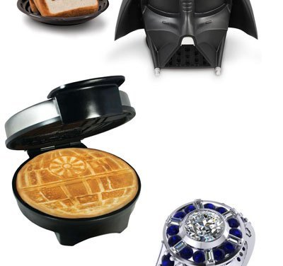 Dumb <i>Star Wars</i> Merch You Can Waste Money On Right This Very Second