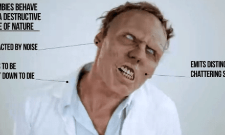 Witness The Incredible 100-Year Transformation of Zombies